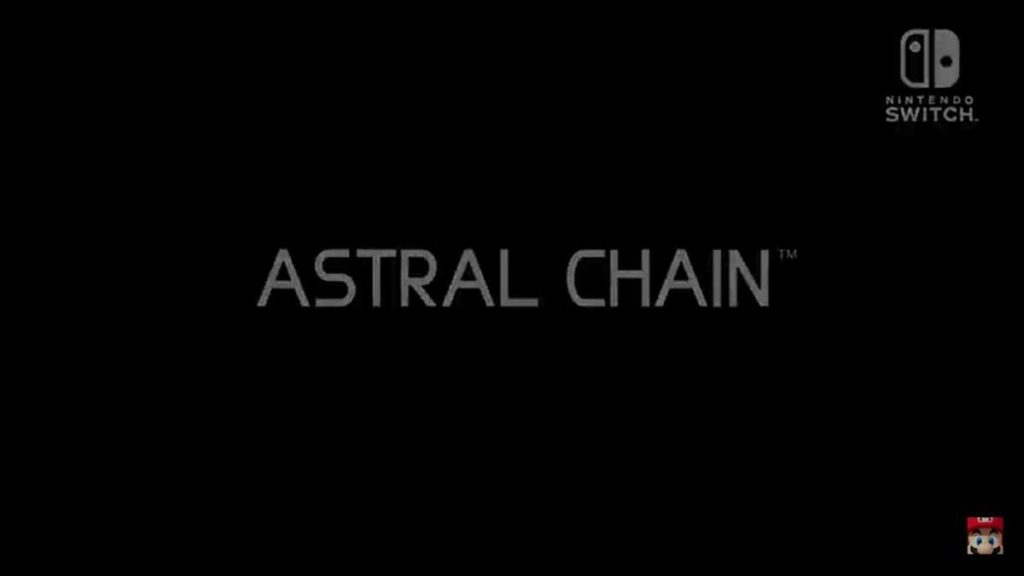 Astral Chain Nintendo Direct
