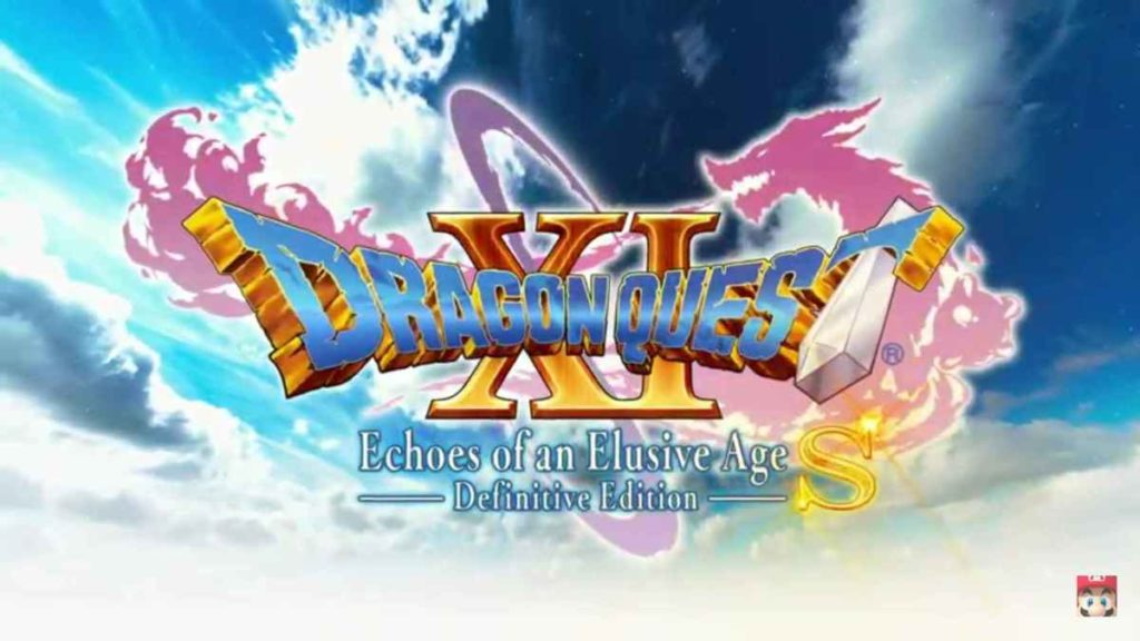 Dragon Quest XI: Echoes Of An Elusive Age S Definitive Edition