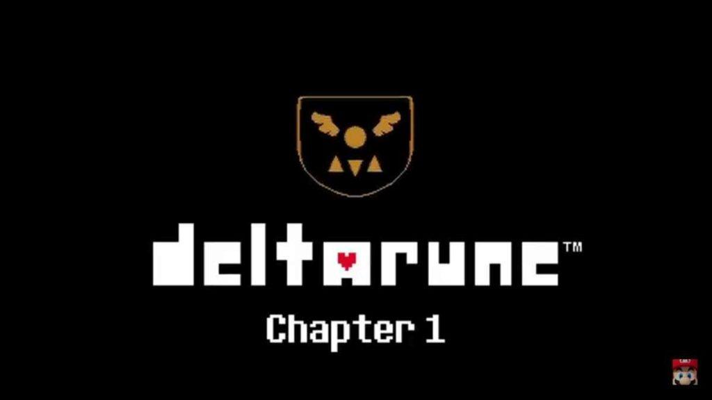 Deltarune Nintendo Direct