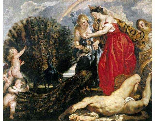 Era ed Argo - Pieter Paul Rubens