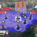 Screenshot tratto dalla Direct di Fire Emblem che mostra le battaglie