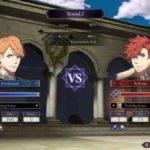 Screenshot della Direct di Fire Emblem che mostra gli allenamenti di coppia
