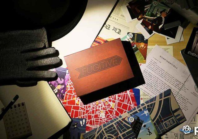 Fugitive la recensione del gioco da tavolo di deduzione realizzato da Tim Fowers