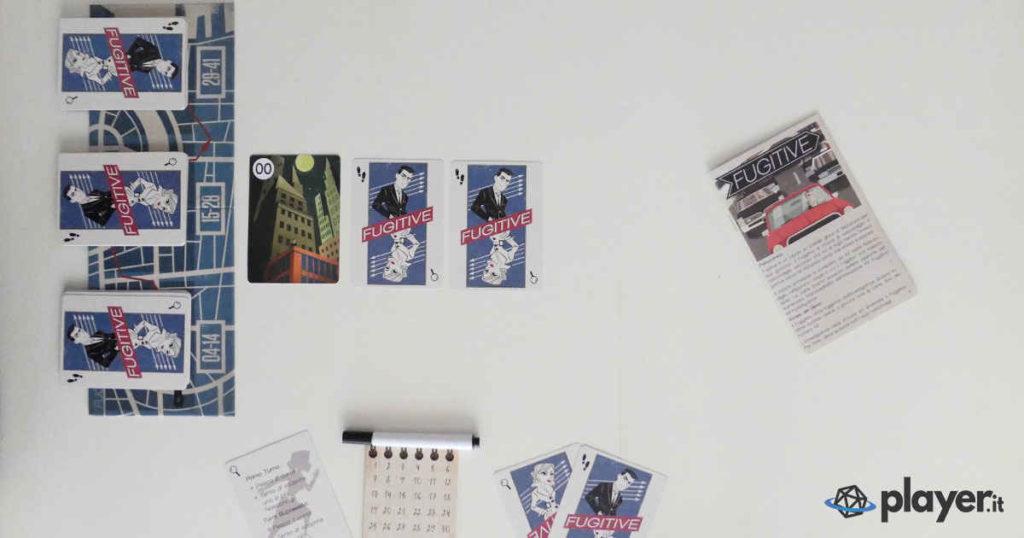 La recensione completa di Fugitive il gioco di MS Edizioni creato da Tim Fowers