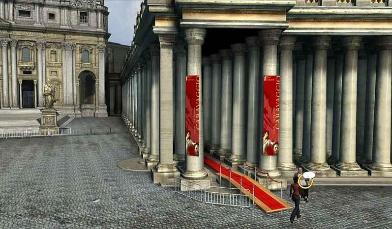 Italy&Videogames Jonathan Danter nel sangue di Giuda - Vaticano
