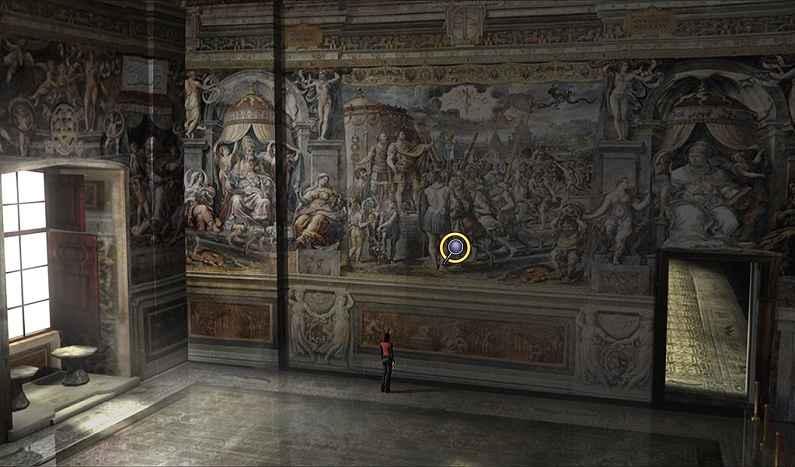 Italy&Videogames Jonathan Danter nel sangue di Giuda - affresco