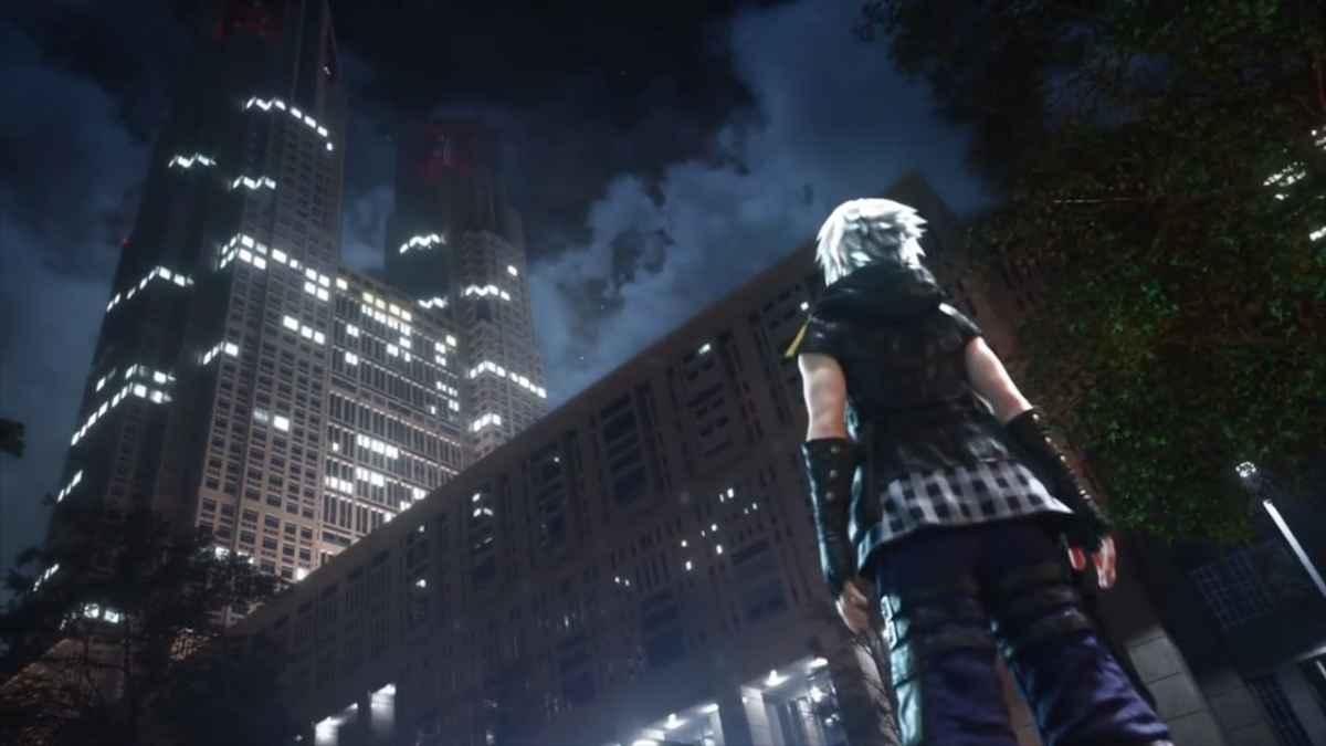 Kingdom Hearts 3 finale segreto riku palazzo del governo