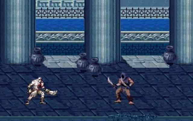 Kratos e l'Assassino di Argo