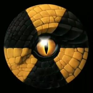 L'Ultima Bomba - logo serpentarium