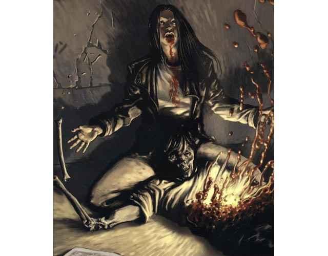 La Bestia in Vampire: the Masquerade