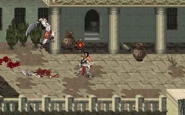La Spada di Artemide in God of War: Betrayal
