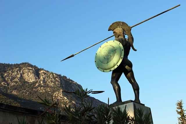 Re Leonida di Sparta