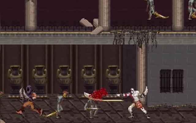 L'inseguimento dell'Assassino in God of War Betrayal