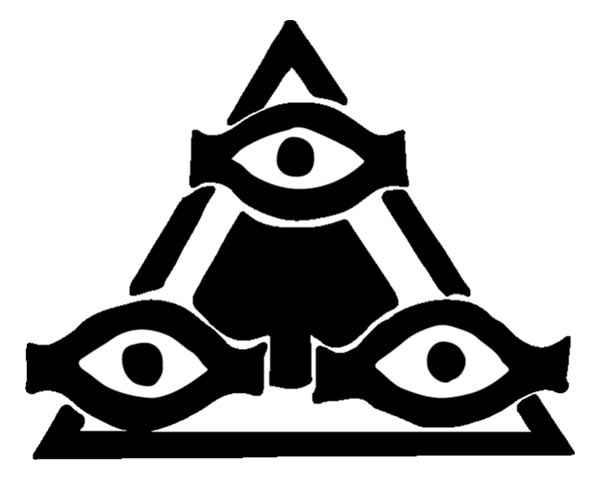 Lo stemma del Clan Salubri in VtM