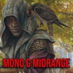 mtg arena mono g midrange