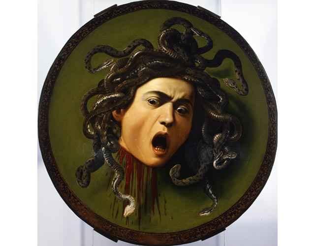 La Medusa di Caravaggio