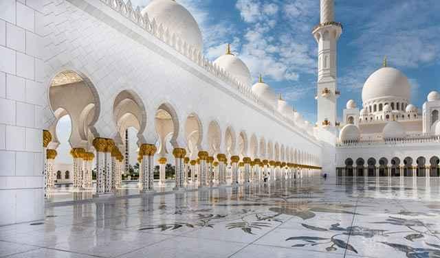 Moschea araba
