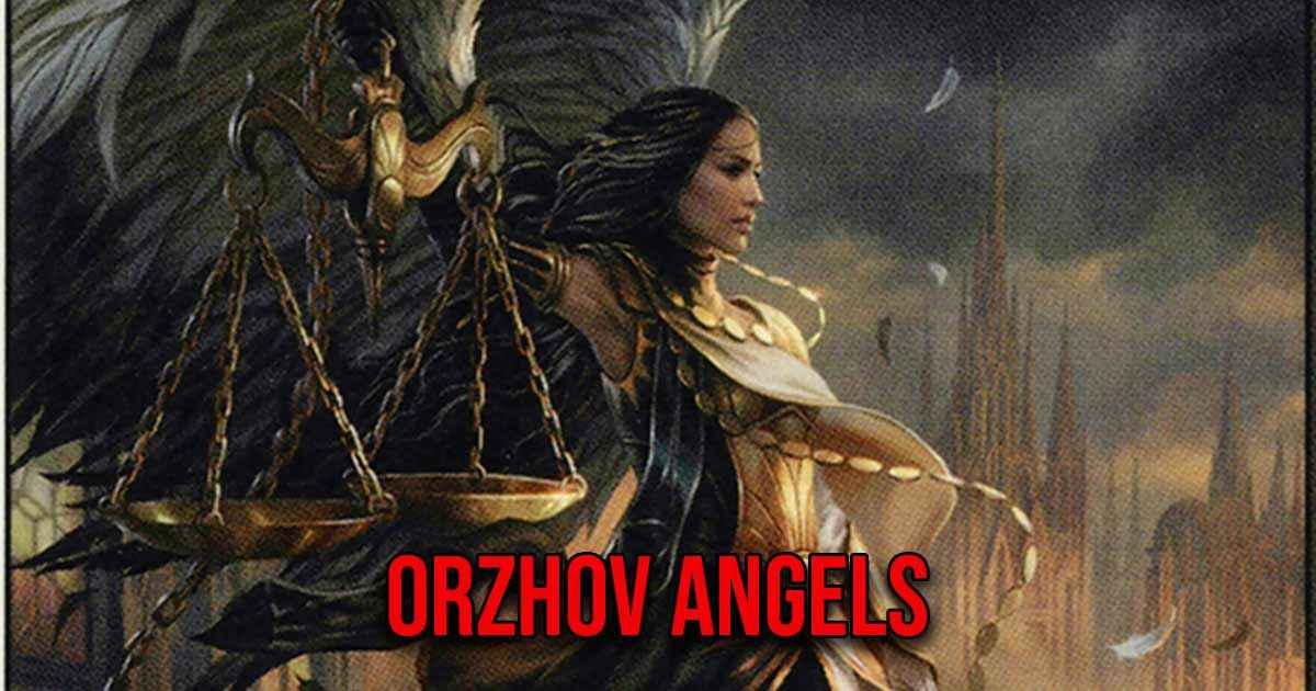 MTG ARENA ORZHOV ANGELS