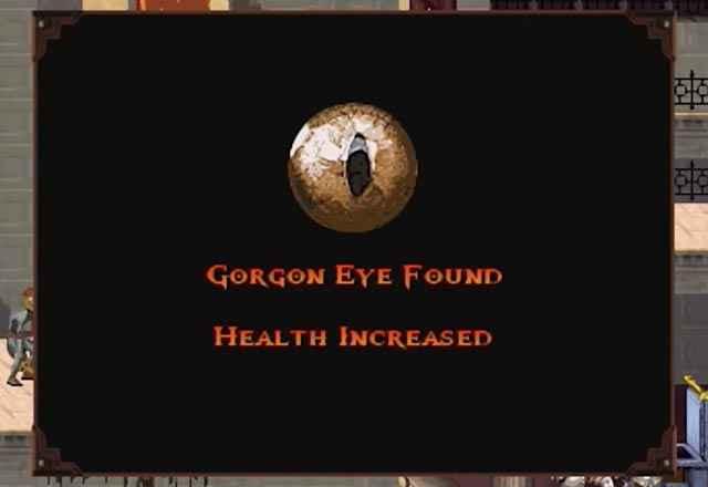 Gli Occhi della Gorgone in God of War: Betrayal