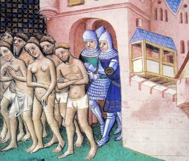 Persecuzioni contro Catari e Valdesi