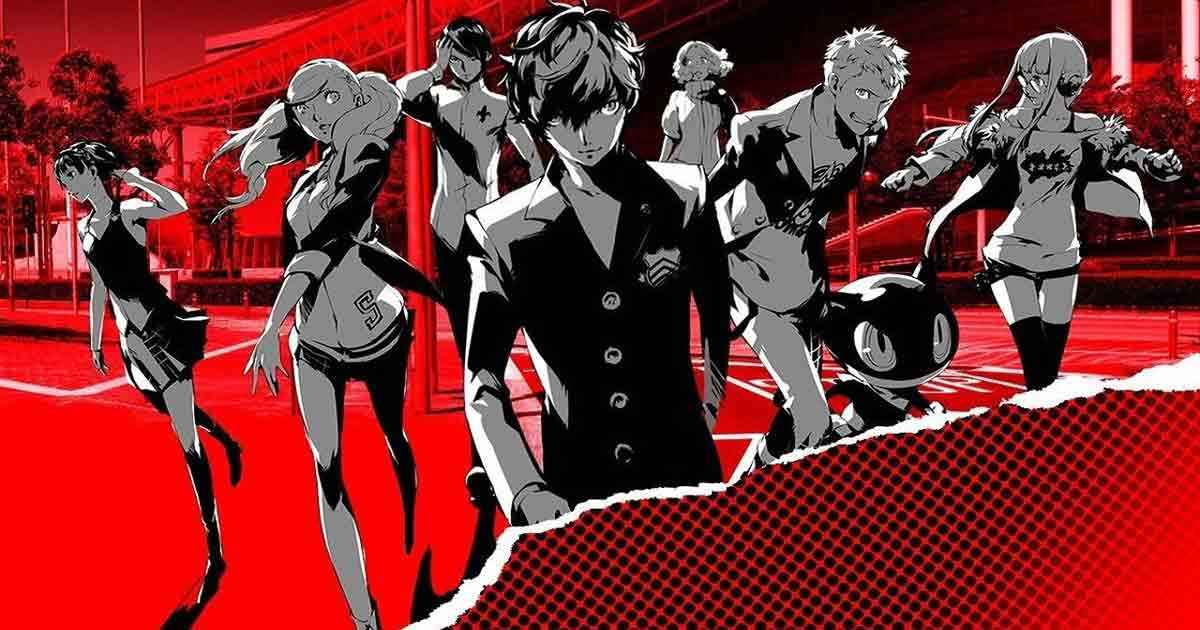 Persona-5-per-switch e pc