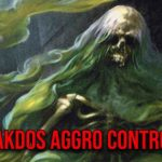 mtg arena rakdos aggro control copertina