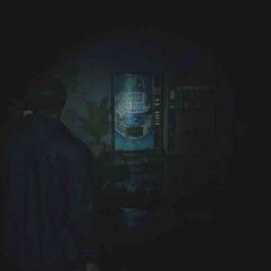 oscurità pervade le ambientazioni si re2 remake