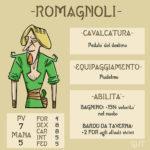 scheda romagnoli