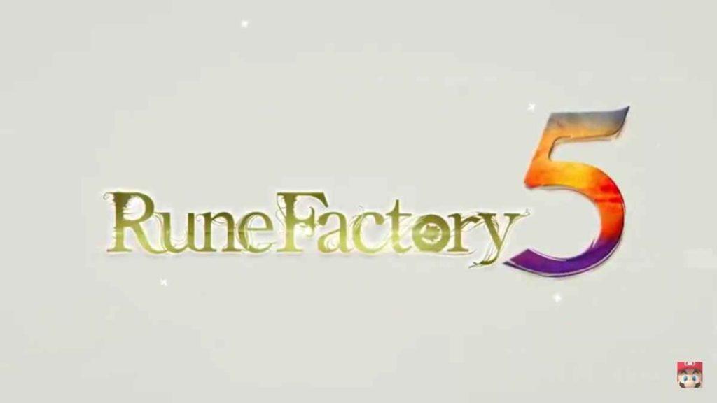 Rune factory 5 nintendo direct