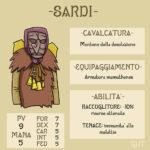 scheda sardi