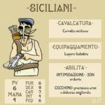 scheda siciliani
