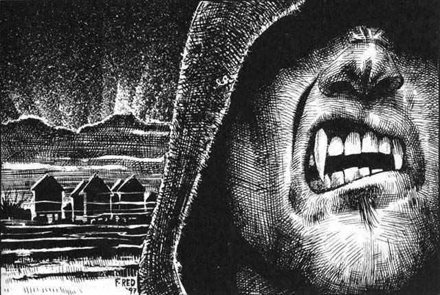 La Seconda Generazione dei Vampiri di VtM