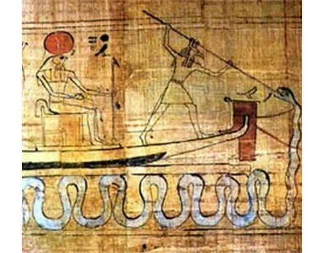 Seth e Apophis nel mito egizio