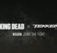 Tekken 7 dlc Negan e giulia
