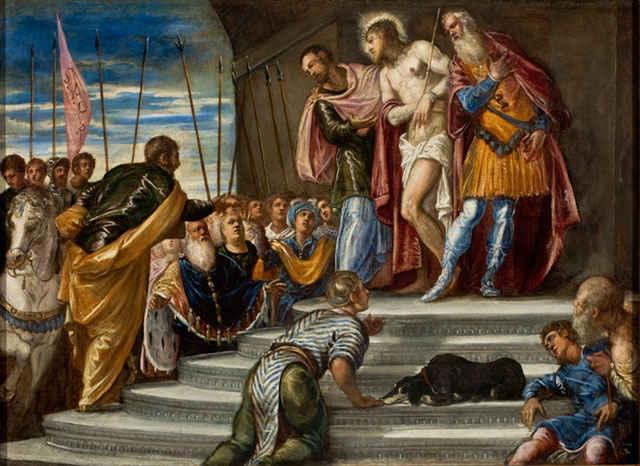 Tintoretto - Ecce Homo