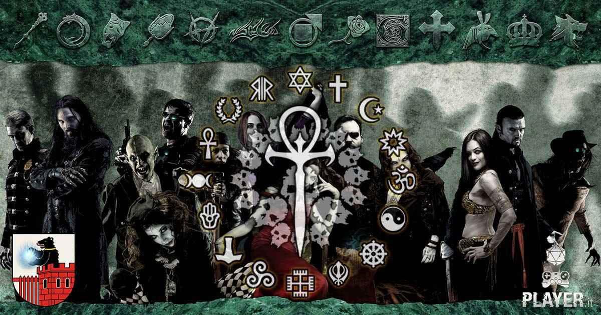 Vampire the Masquerade, religioni e mitologia - vol. 4