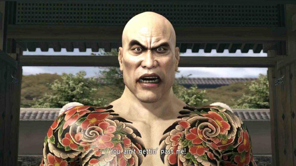 yakuza kiwami steam cutscenes