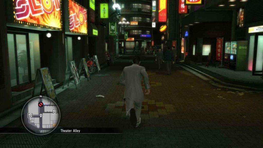 yakuza kiwami steam gameplay