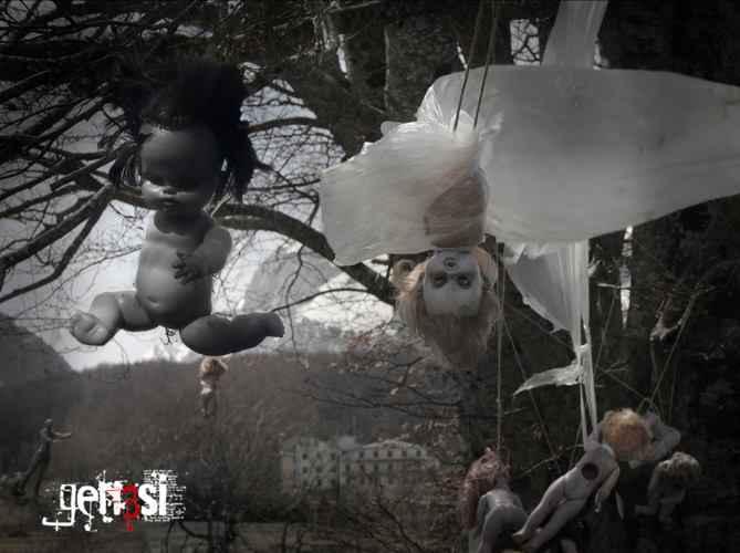 albero delle bambole omen