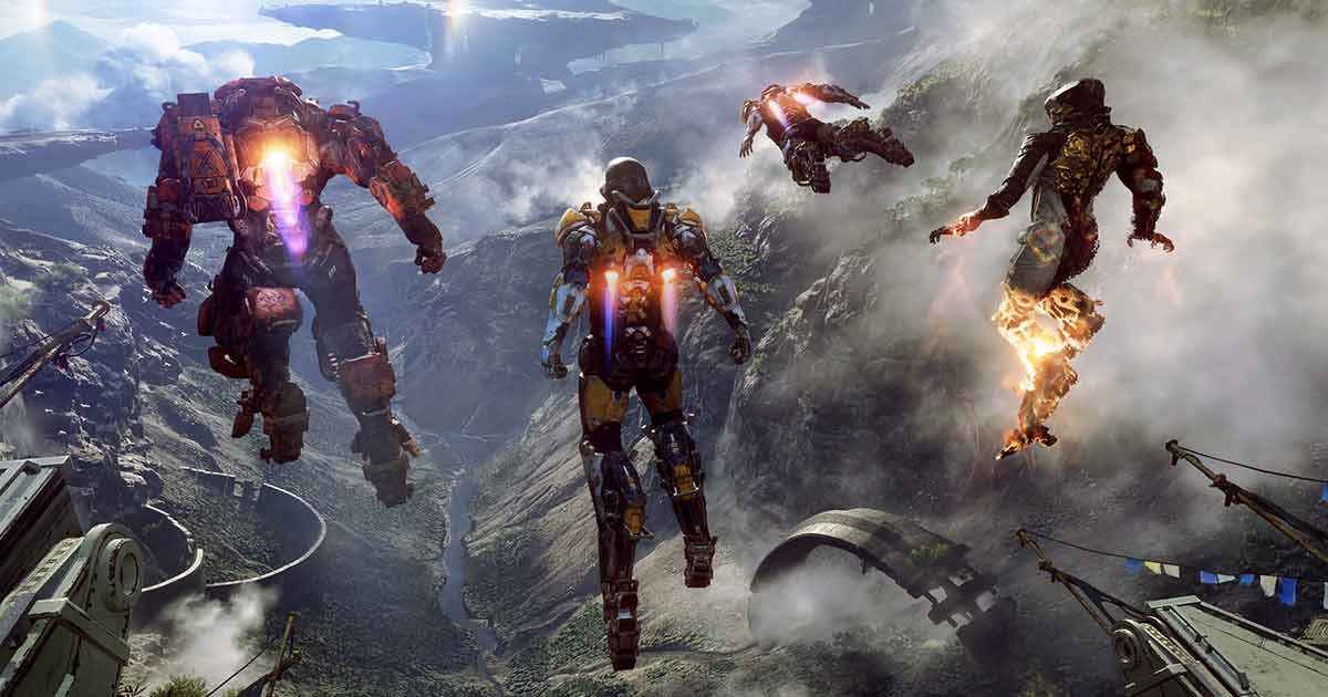 Anthem: Bioware svela la roadmap dei i contenuti post-lancio