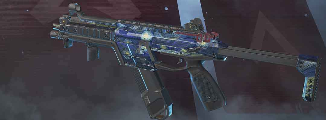 Armi apex legends SMG R-99