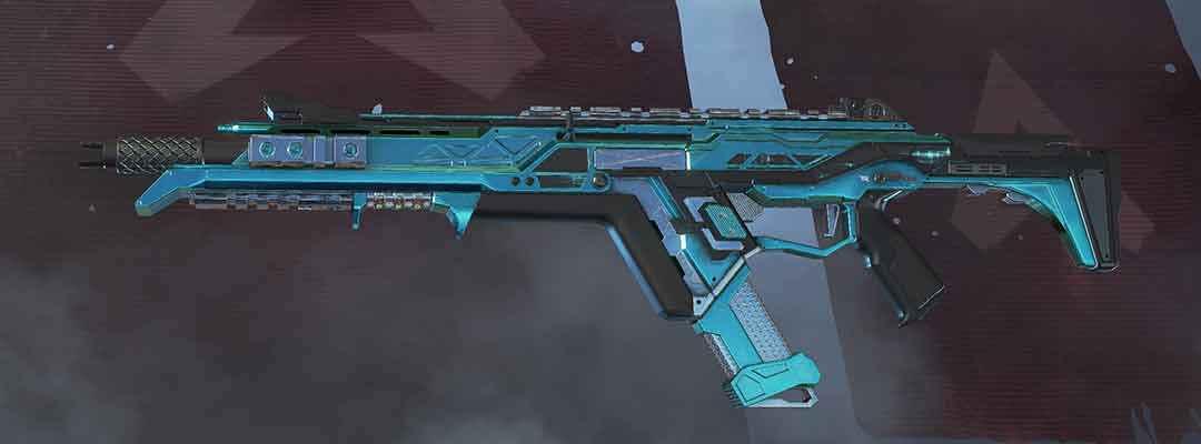 Armi apex legends fucile d'assalto R-301