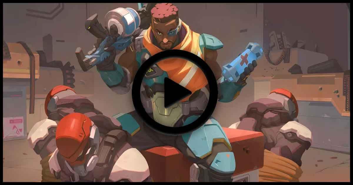 Overwatch | Trailer delle abilità di Baptiste