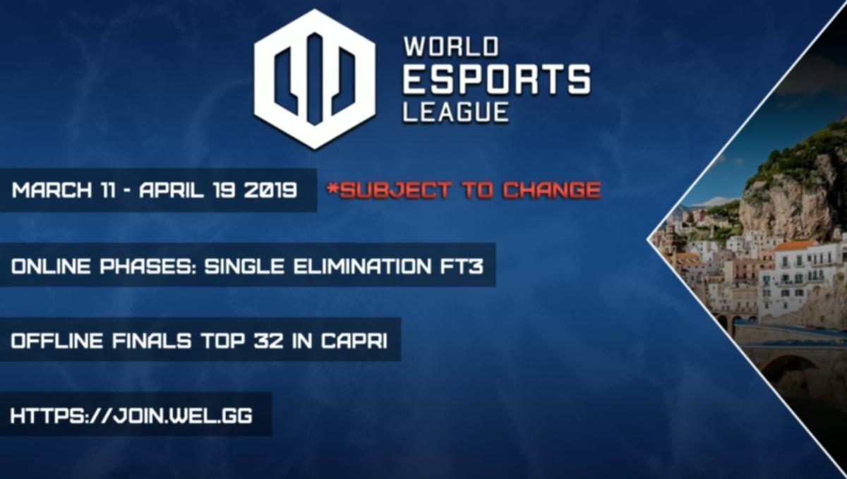 La World Esports LEague di Tekken 7 avrà una finale offline a capri
