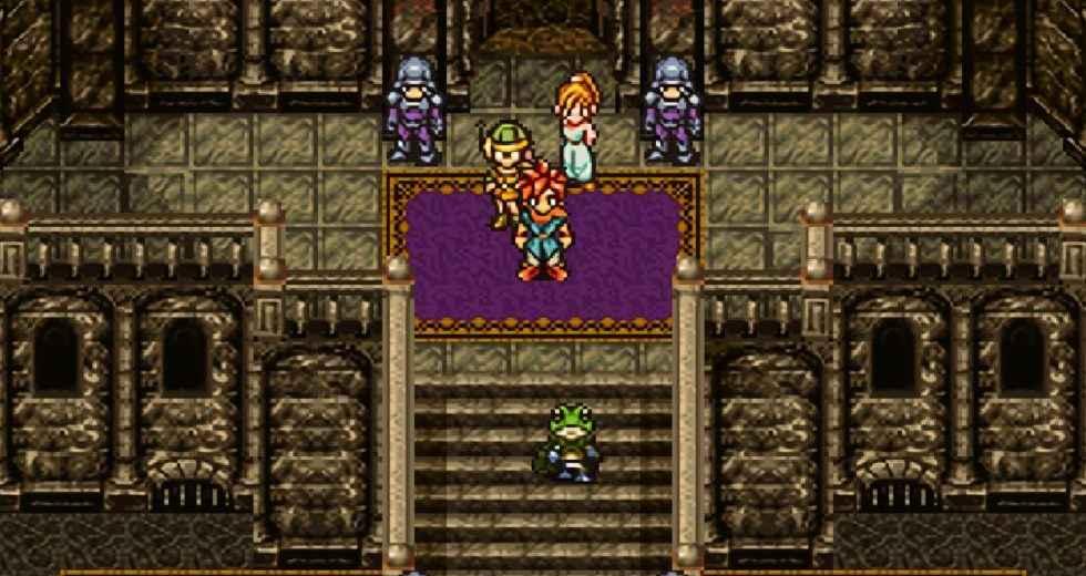 chrono trigger oninaki gameplay
