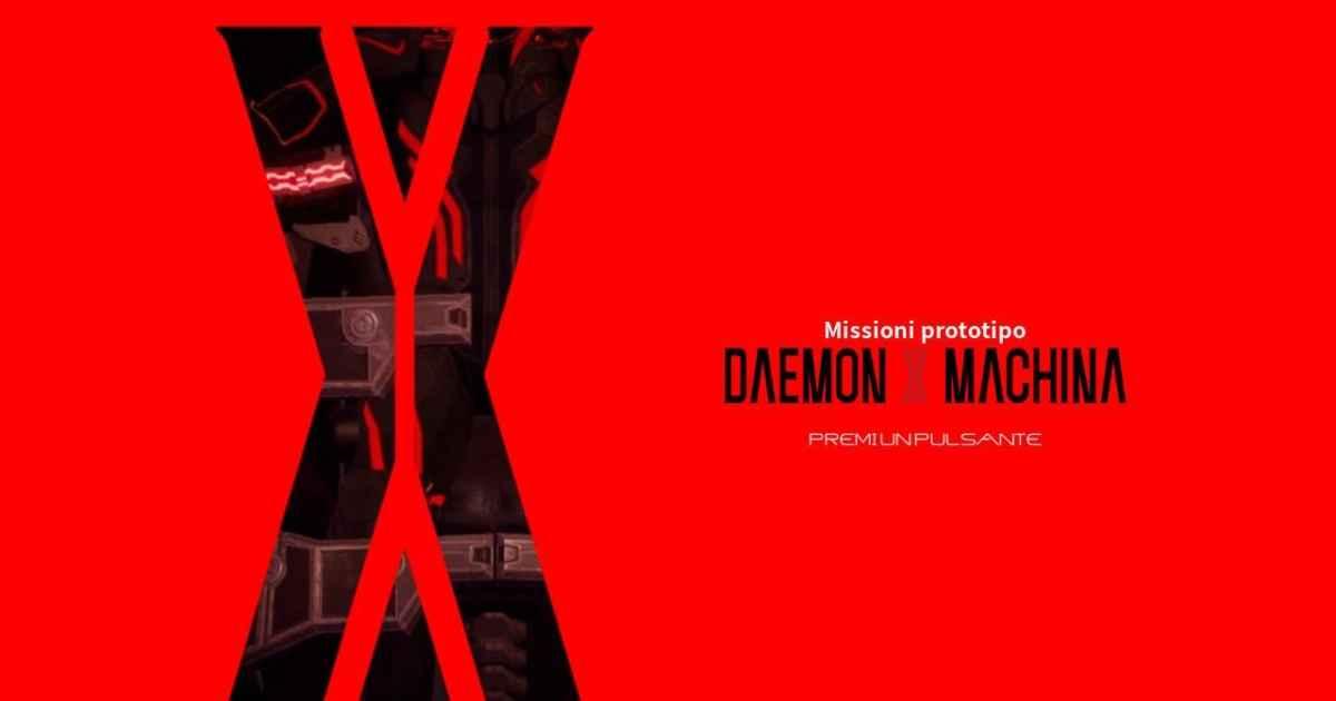 daemon x machina nintendo switch cover image