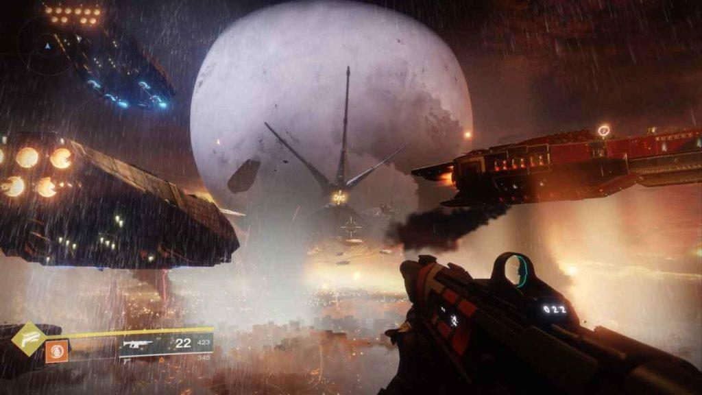 activision blizzard destiny 2 gameplay
