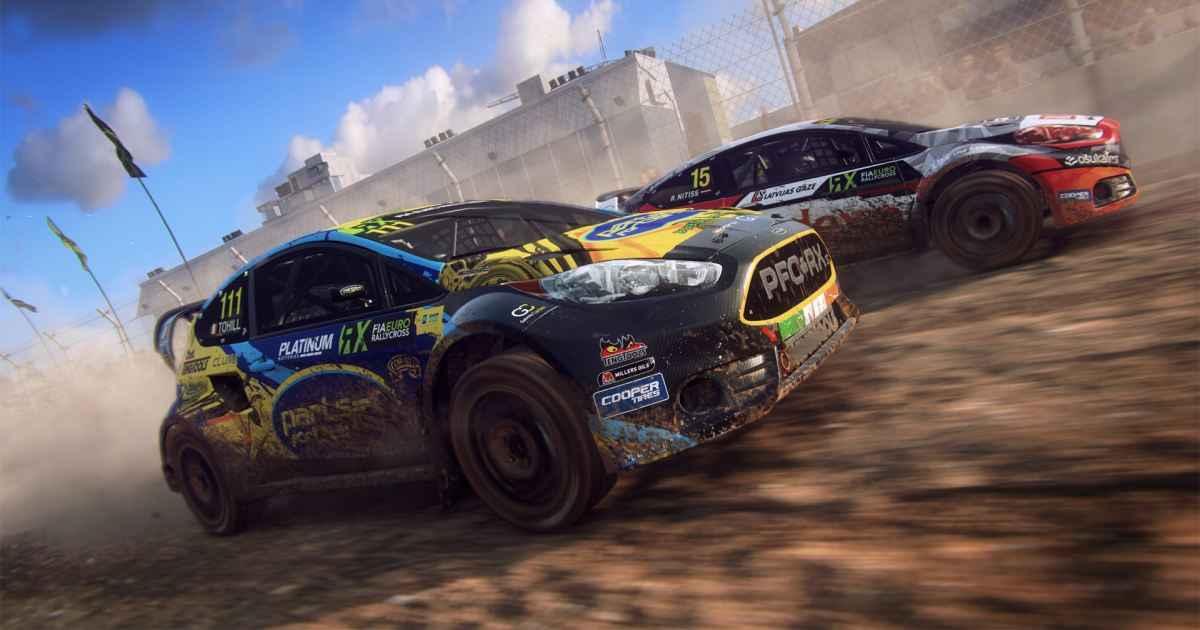 dirt rally 2.0 immagine copertina