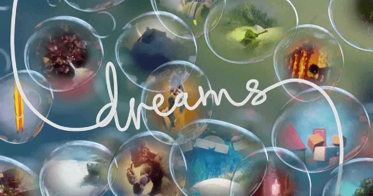 dreams uscirà in early access in primavera