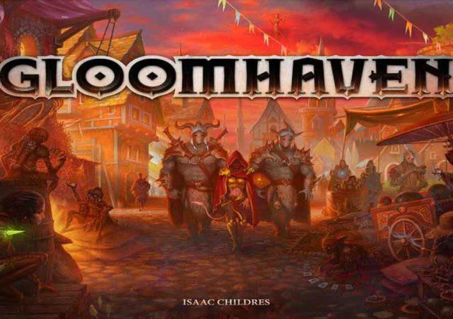 Gloomhaven | Asmodee potrebbe portare il gioco in italiano